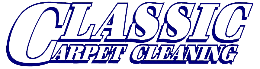 Classic Carpet Cleaning LOGO-white