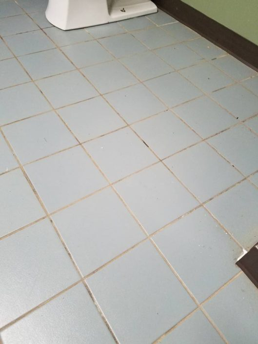 Tile & Grout Cleaning Vincent