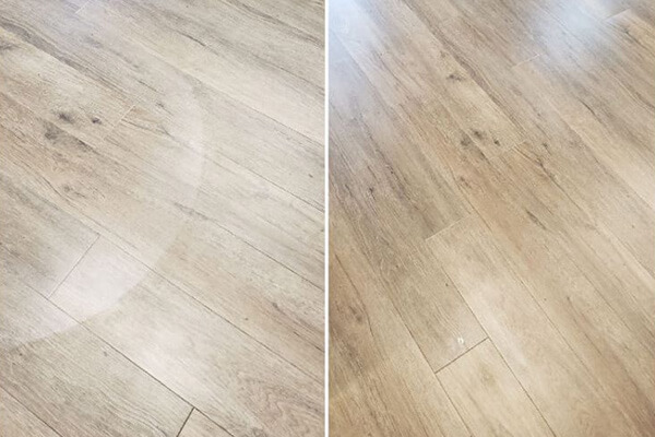 wood & laminate floor cleaning